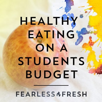 Tips for Students: Eating Healthy on a Budget