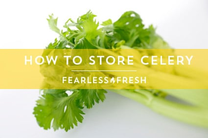Best Way to Store Celery on https://www.fearlessfresh.com