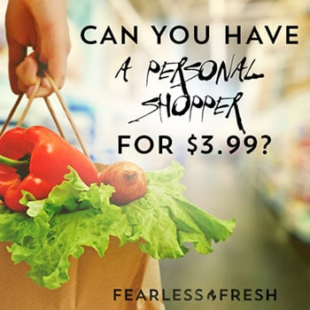 Grocery Shopping Online: Can You Have A Personal Shopper For $3.99?