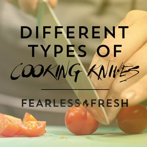 Different Types of Cooking Knives